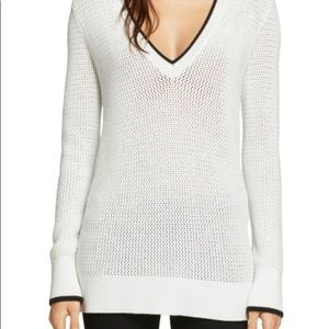 rag & bone Sweaters - Rag and bone jean extra long white sweater
